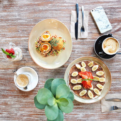 Urban Cafe Breakfast Lunch Catering
