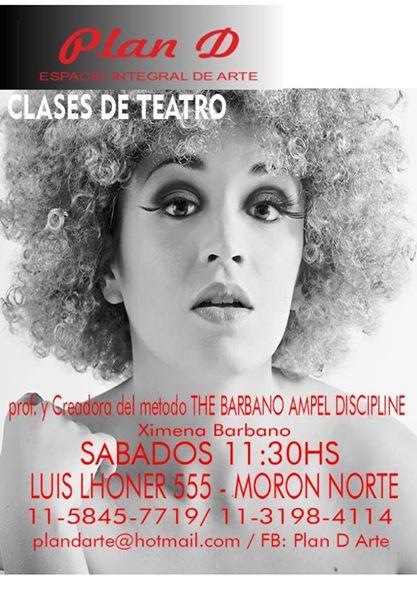 Xiemena Paula Barbano profesora