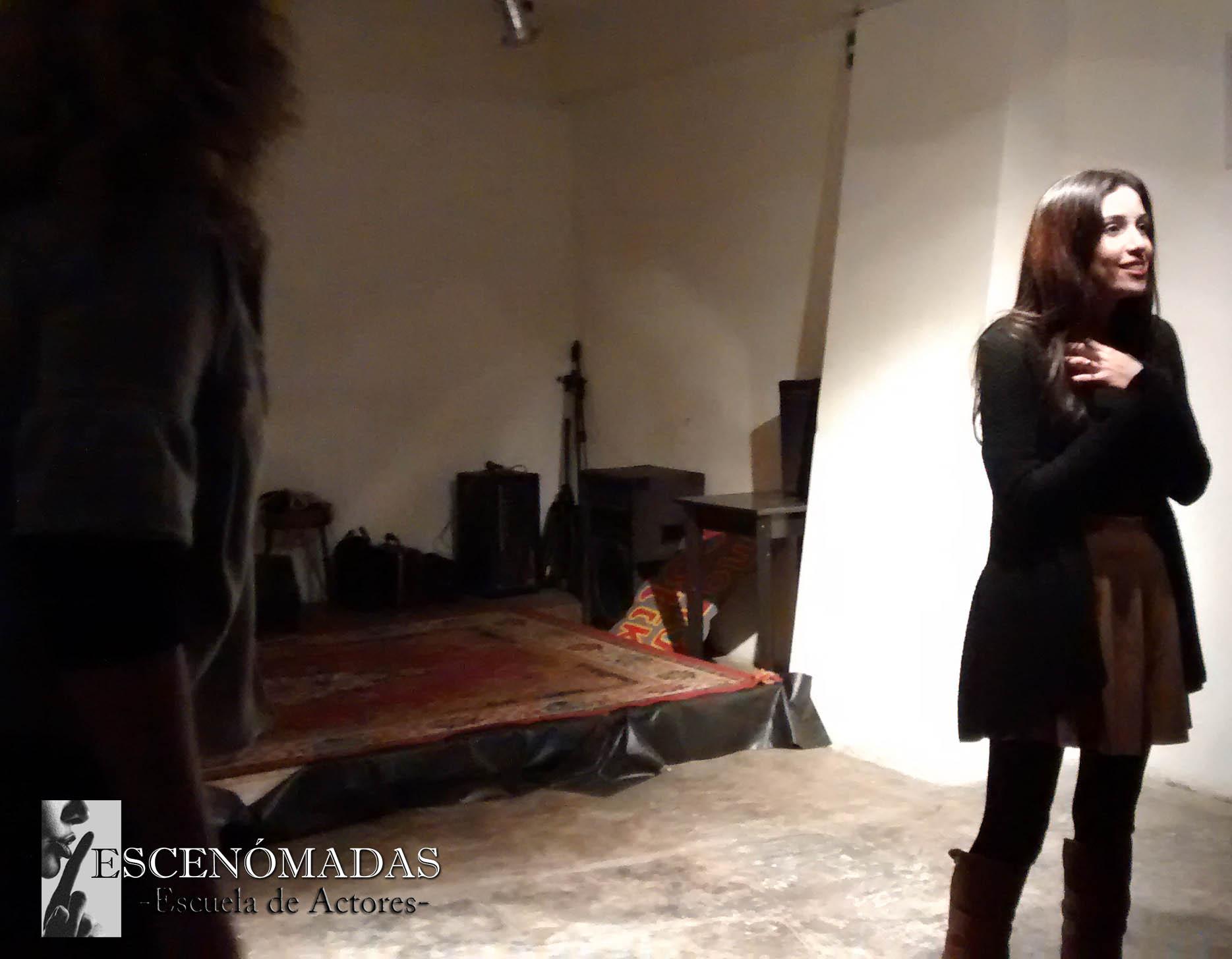 Actriz: Luciana Corzo