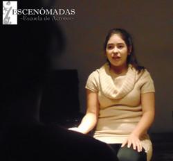 Actriz: Jessica Solis