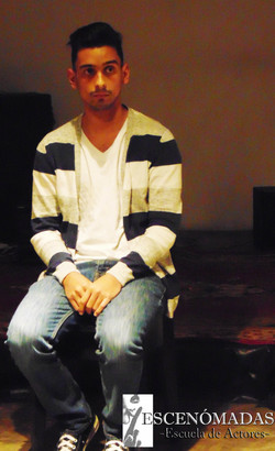 Actor: Luis Aranguen