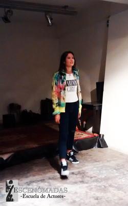 Actriz: Manuela Viale