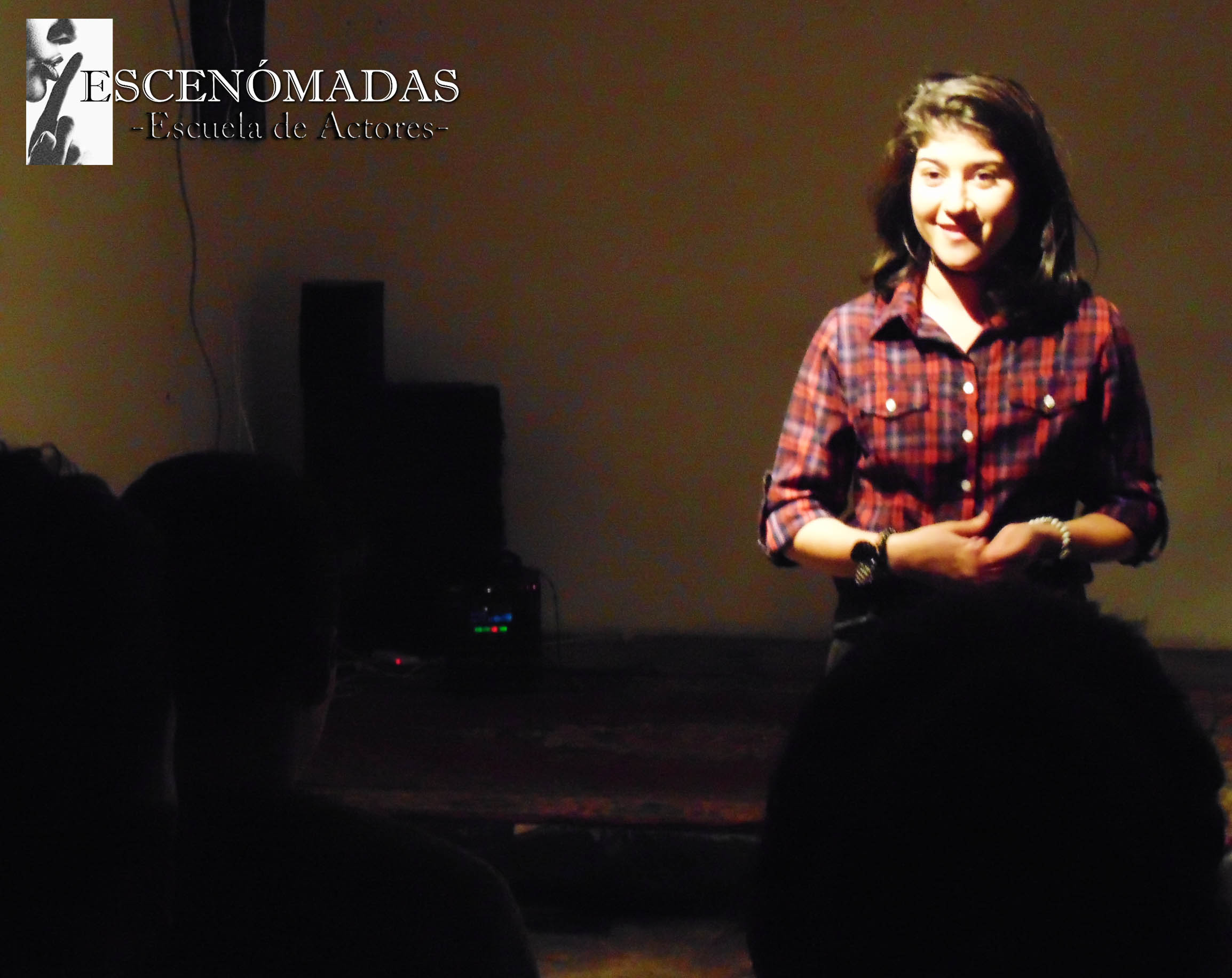 Actriz: Luz Recalde