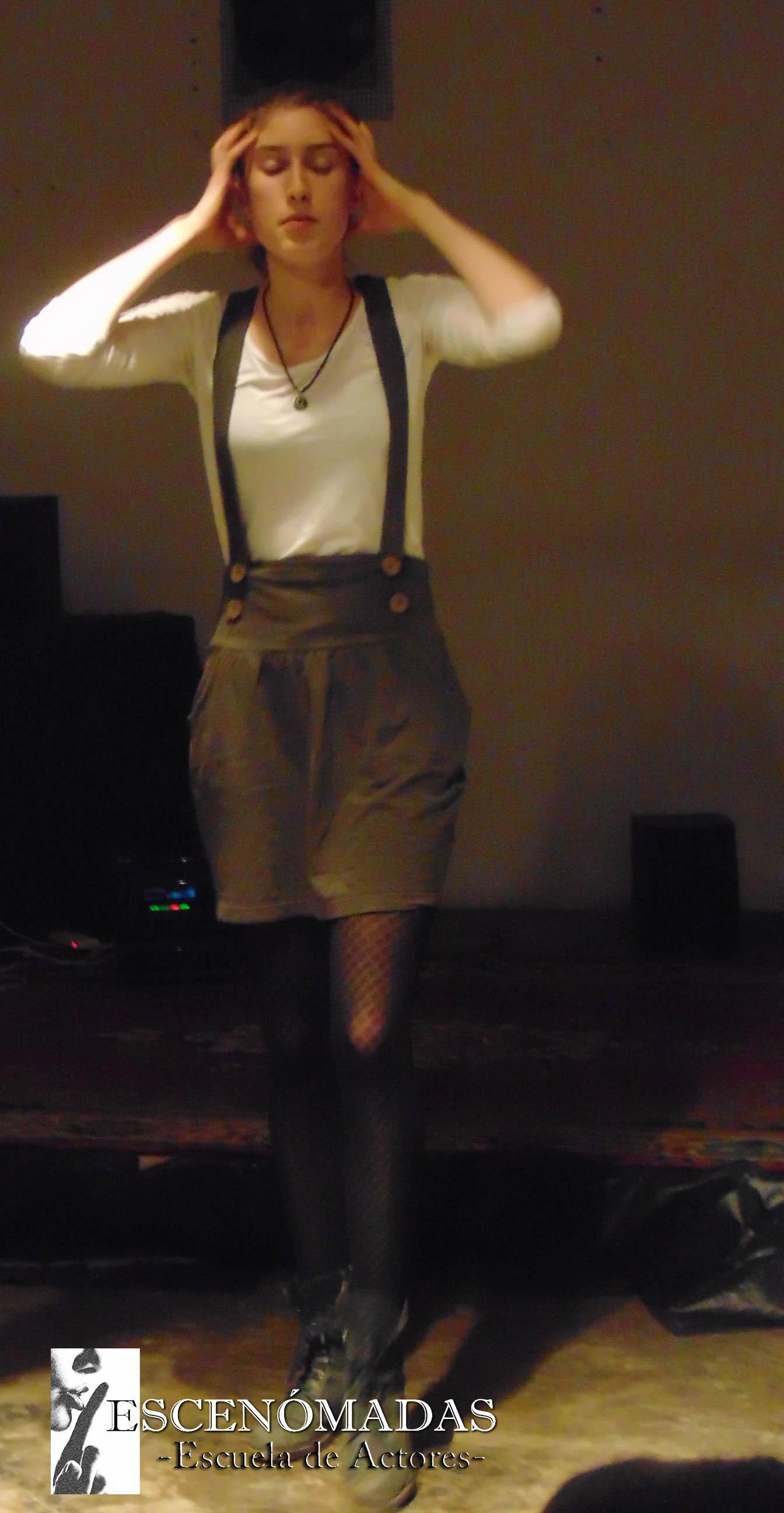 Actriz: Delfina Caruso