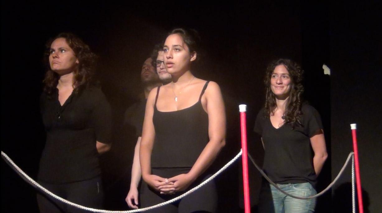 1Experimento teatral en Buenos Aires