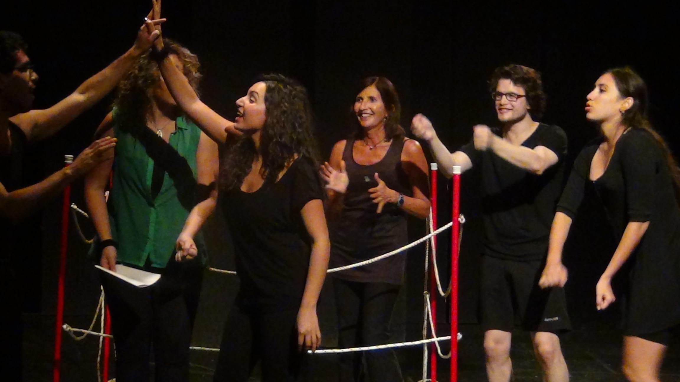 2Experimento teatral Buenos Aires