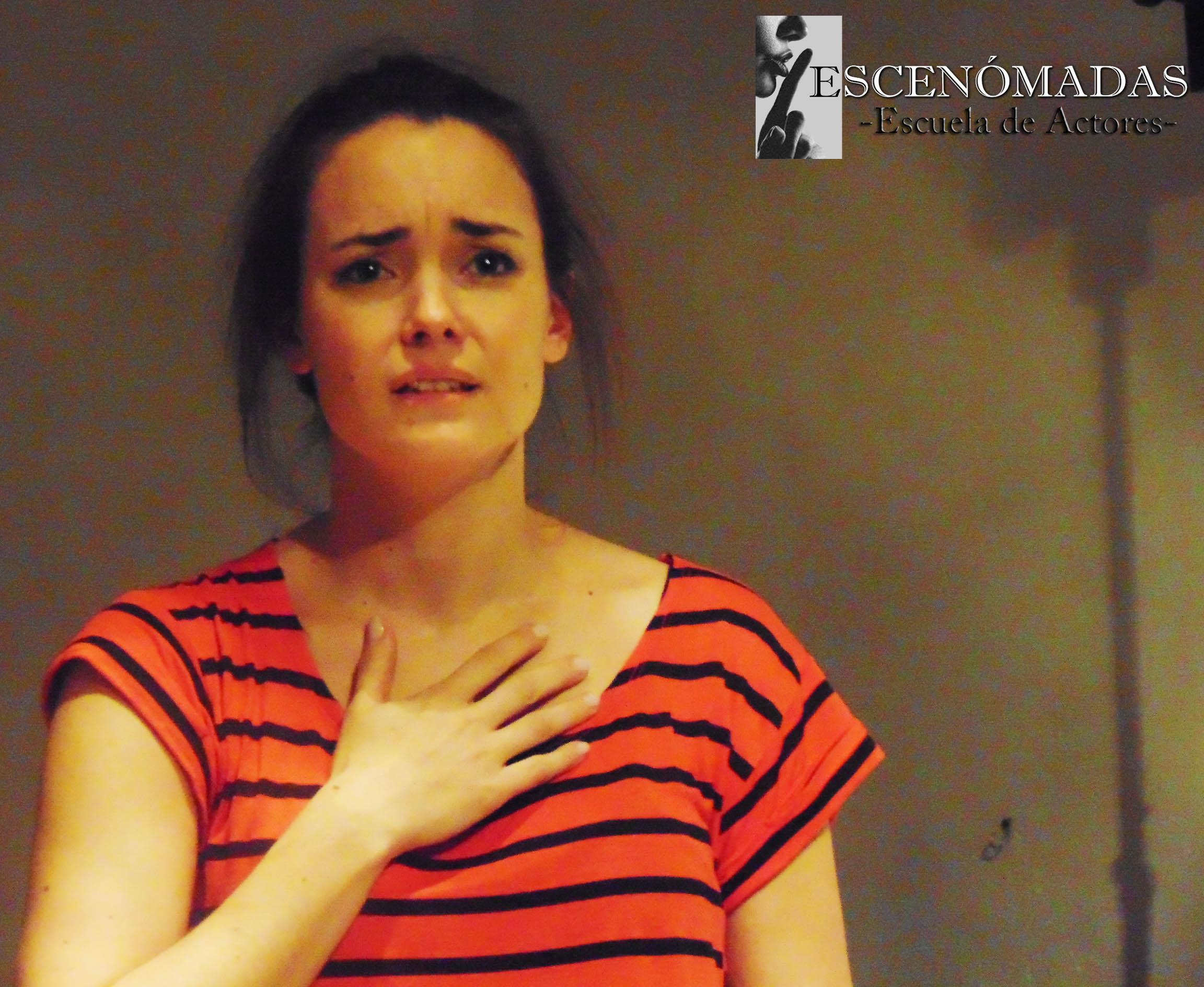 Actriz: Valeria Olivero