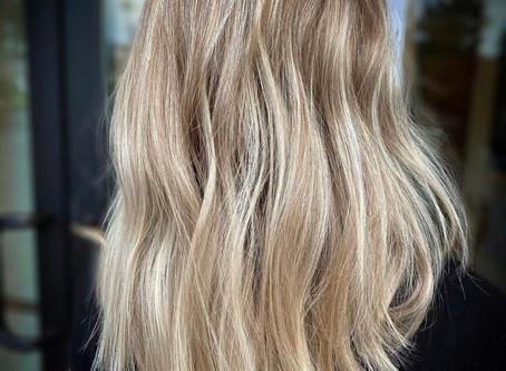 Summer 2020 Blonde Trends