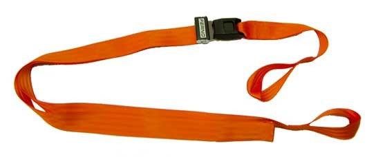 Bevestigingsriemen 2-delig - Oranje