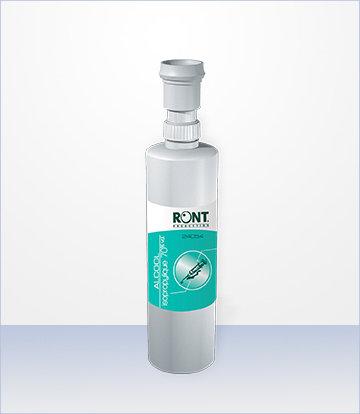 Fles met 70% vol isopropylalcoholpomp. 250 ml - Doos van 30 stuks
