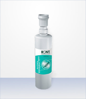 Distributeur d'alcool isopropylique 70% vol. 500ml - Carton de 12