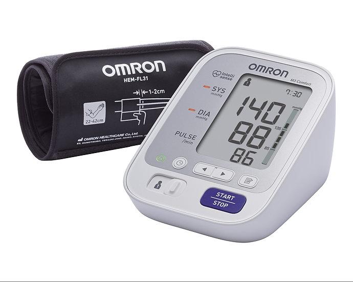 Tensiomètre électronique au bras Omron M3 Comfort