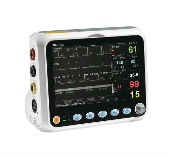 nieuwe PC 3000 Vital Signs Monitor van Creative Medical