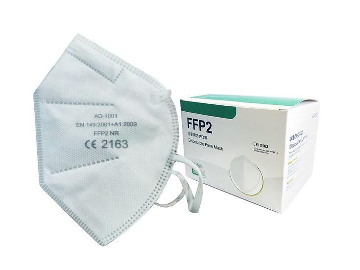 Masque de protection FFP2 - Lot de 50 unités