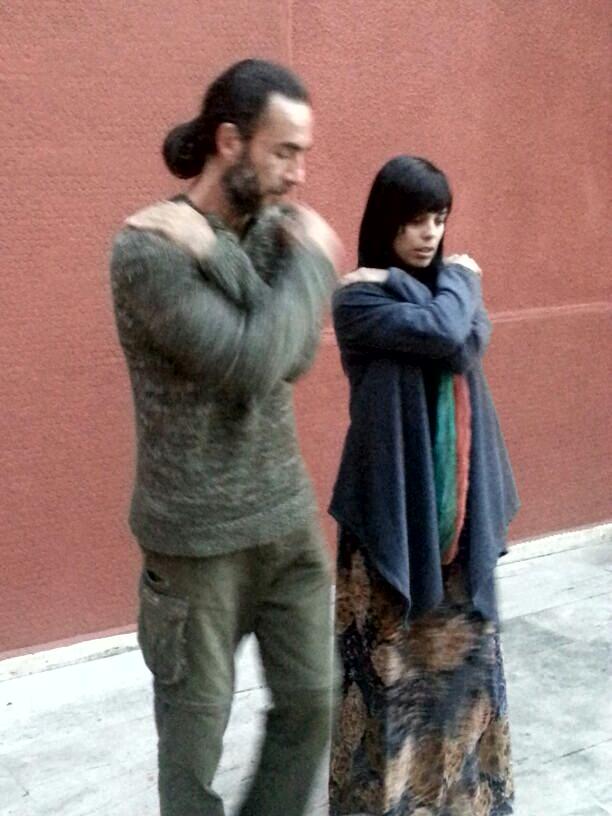 Murat Kanberi. Giro Sufi.