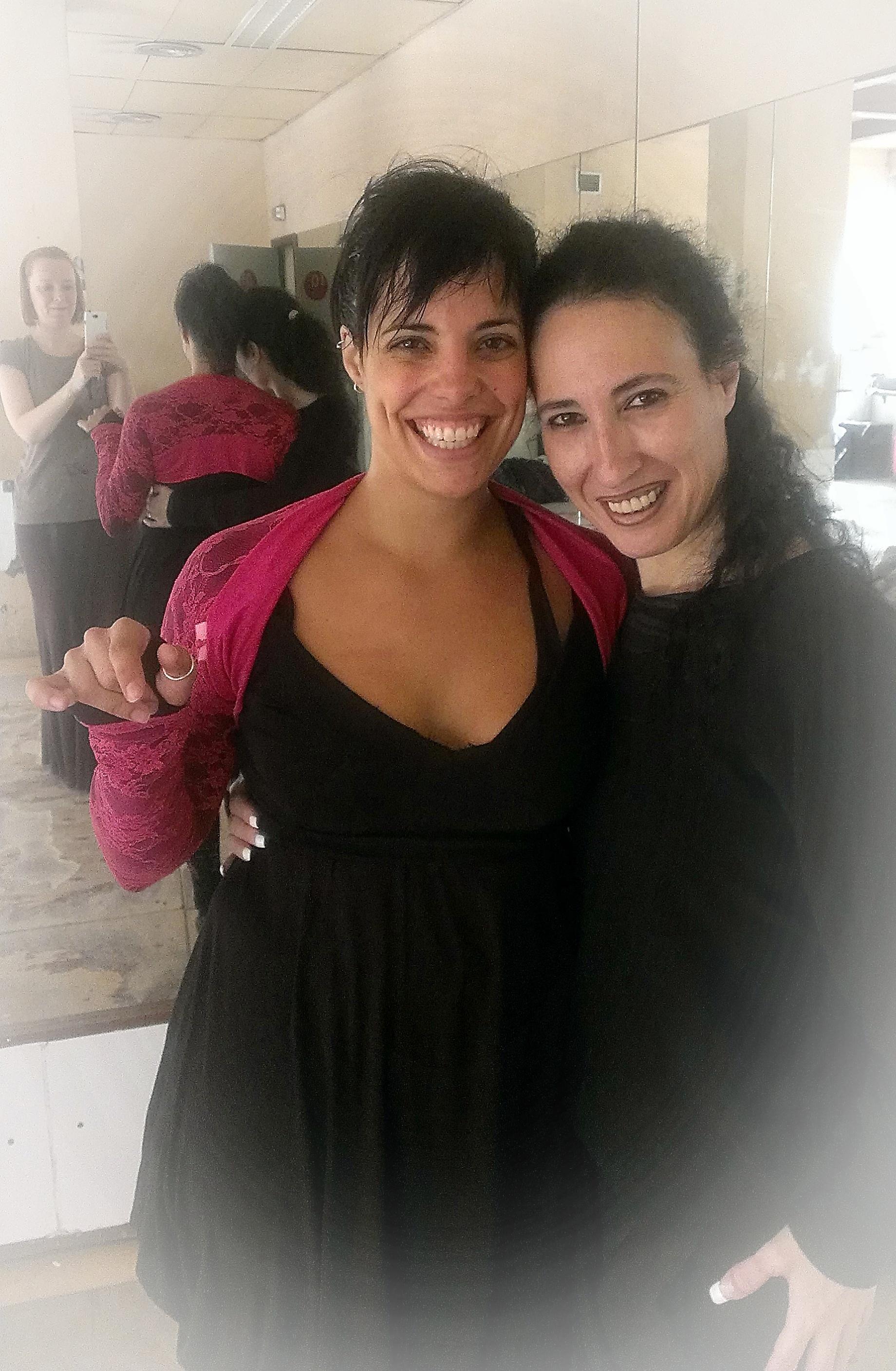 Nuria Truco. Flamenco Estilizado.