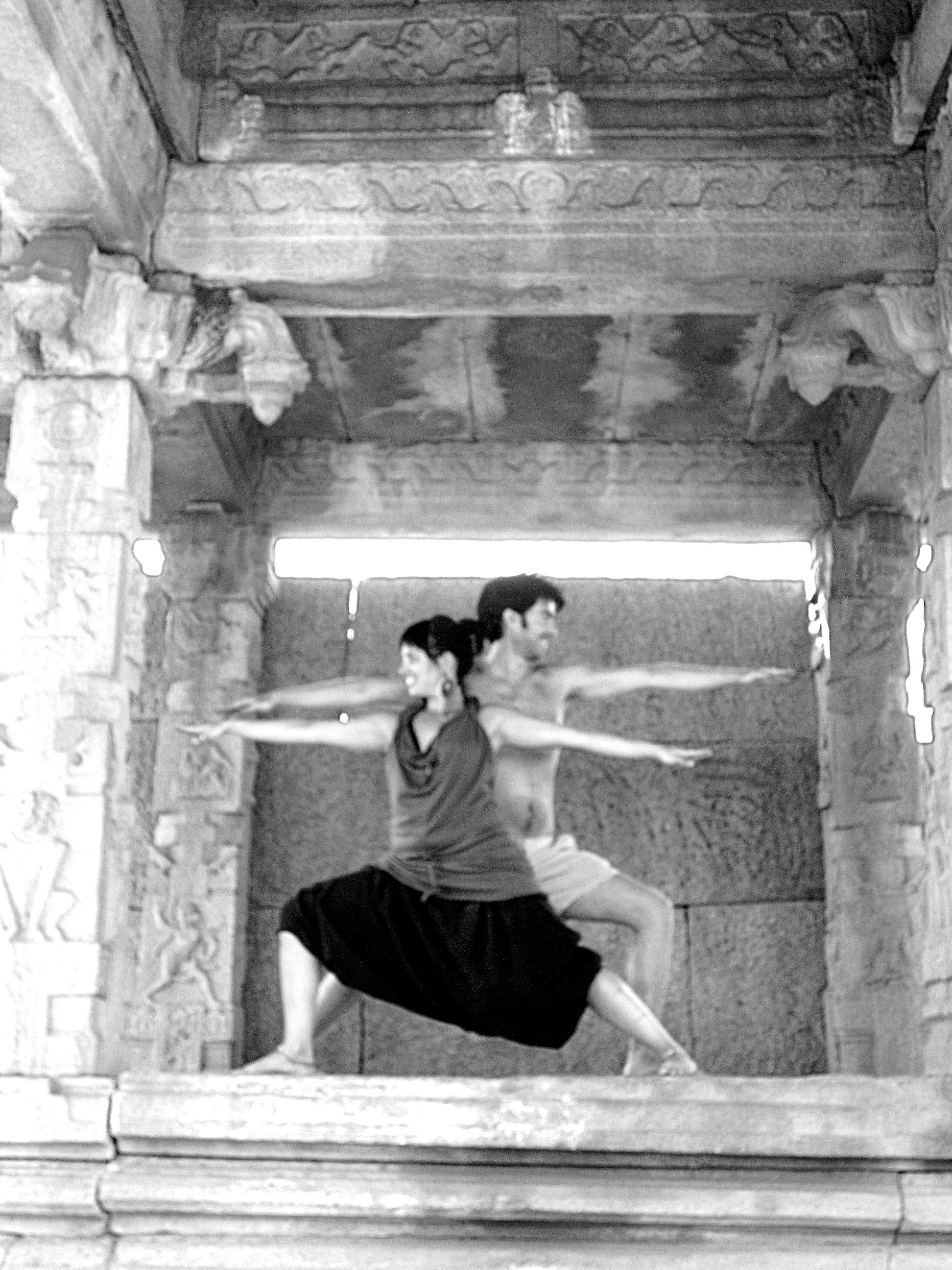Kike González. Yoga.