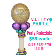 Balloon Pedestal