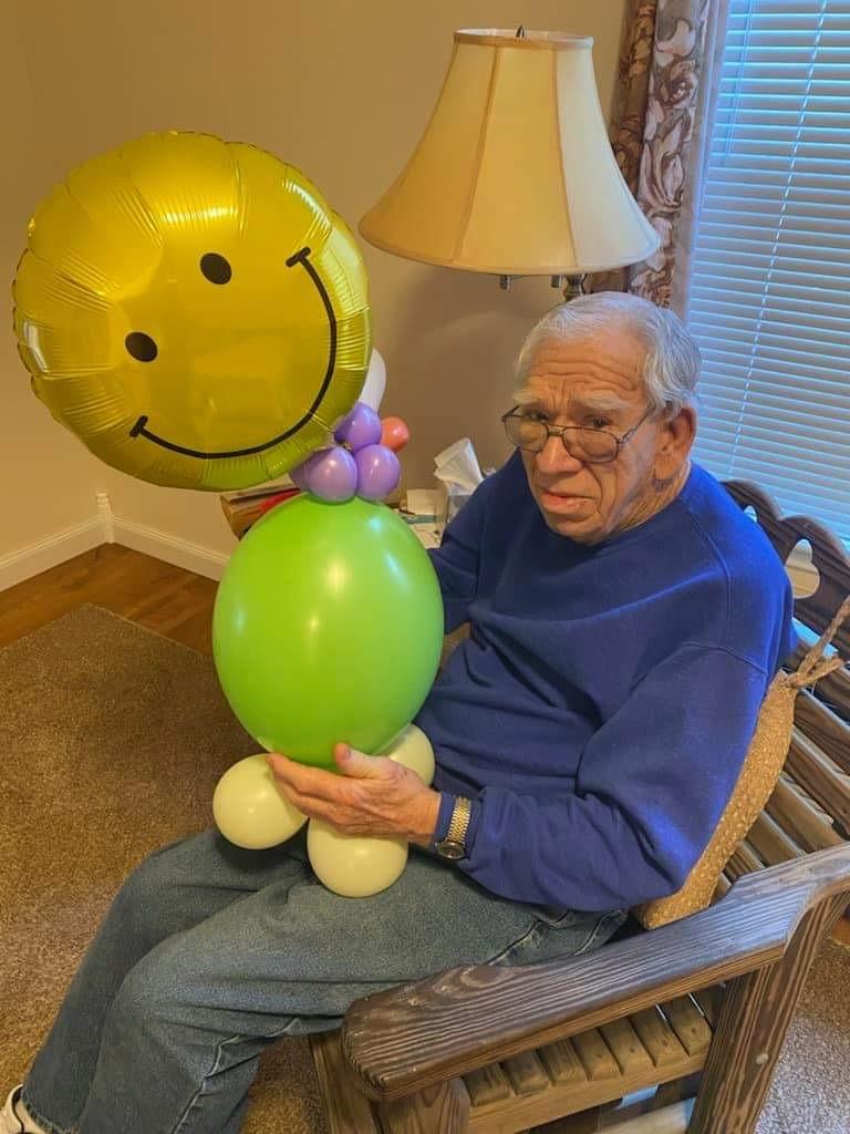 adopt a Grandparent