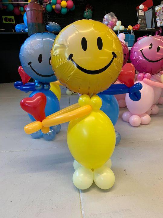 Balloon Buddies