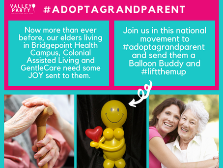 National #adoptagrandparent Campaign - What is it?