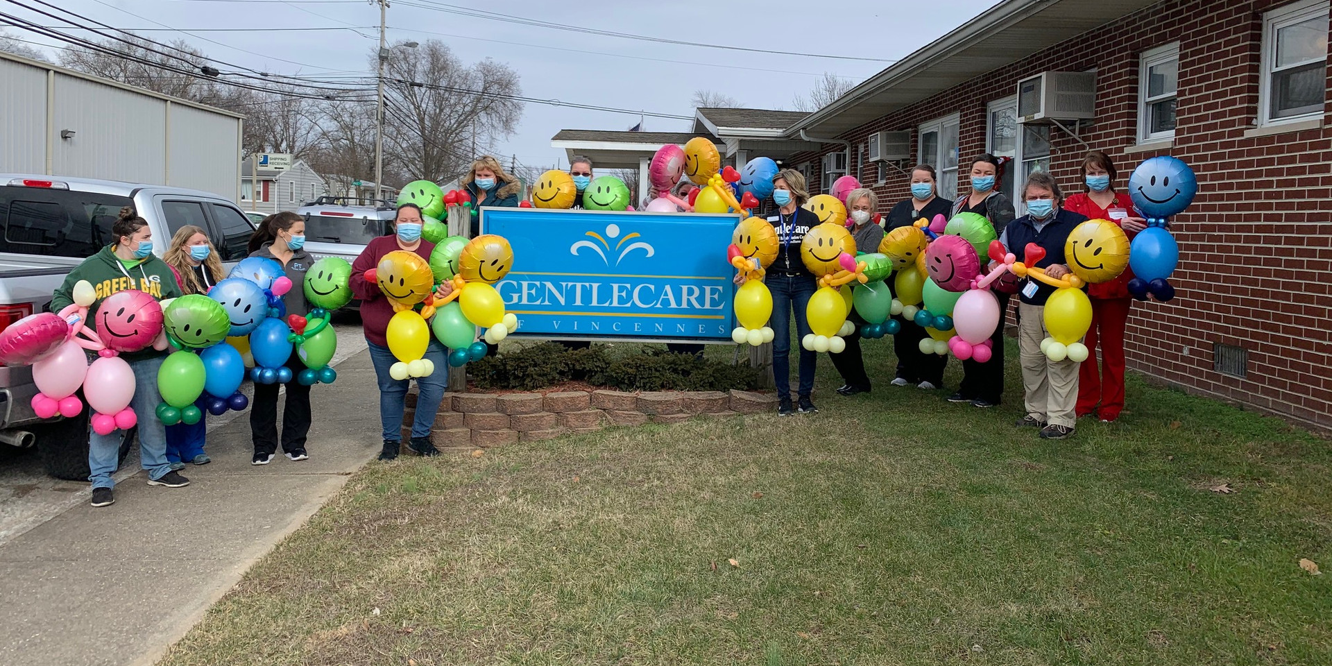 GentleCare team excited