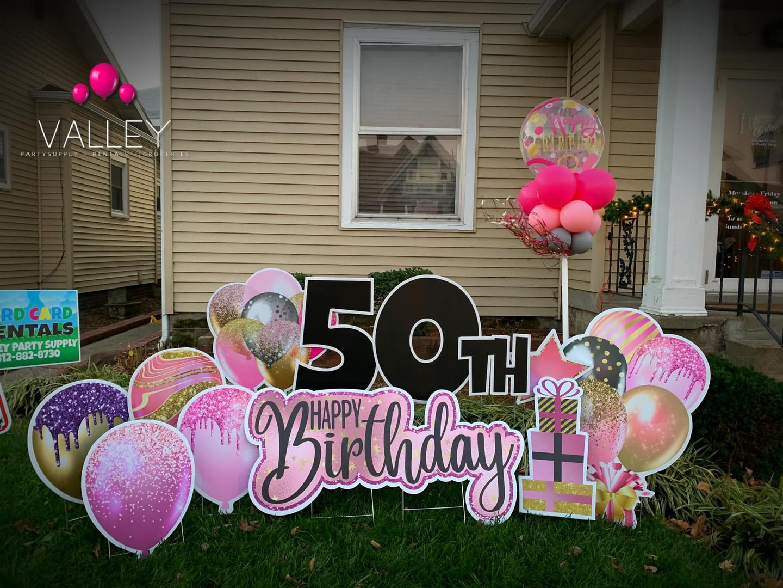 Celebrate a 50th Milestone Birthday in Style!
