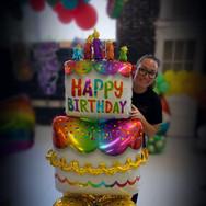 Cake Airloonz $39