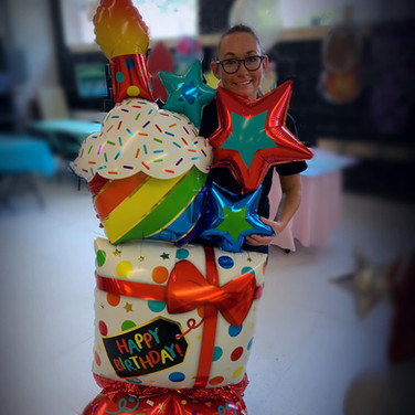 Cupcake Airloon $39