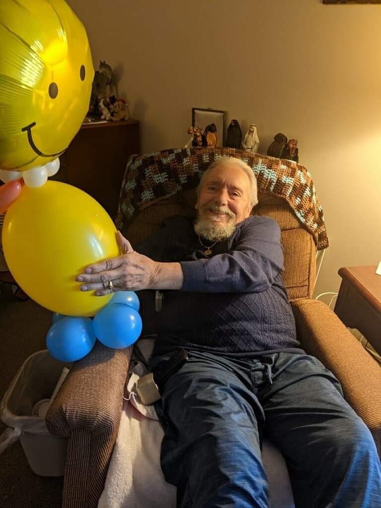 Bringing smiles through Balloon Buddies