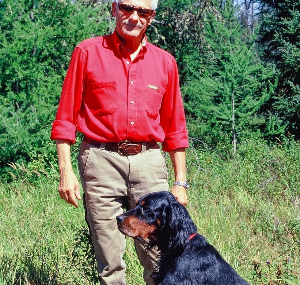 Bernard Zert et Igor