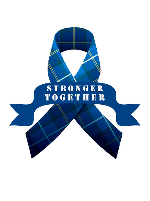 Stronger Together Sticker/Decal