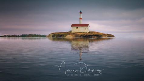 Gull Rock Lighthouse Lockport NS