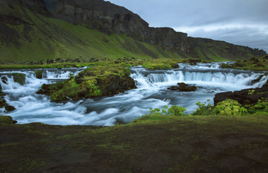 Somewhere in Iceland