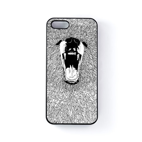 'Grizzly' I Phone Cover