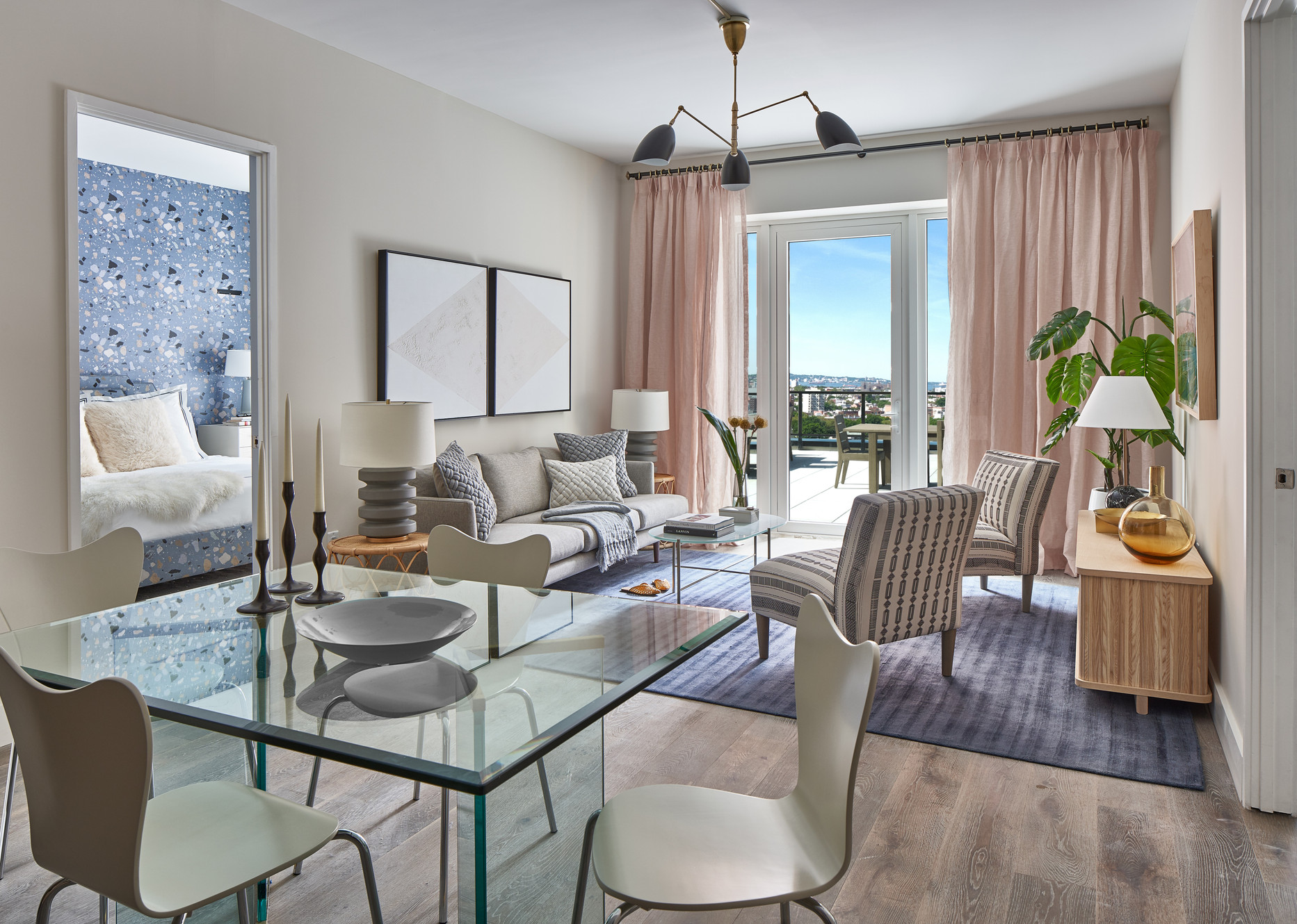 The Brooklyn Grove Debuts Model Residences By Ali Reeve Design