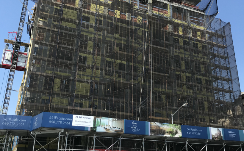 Adam America Tops Out on Boerum Hill Condos