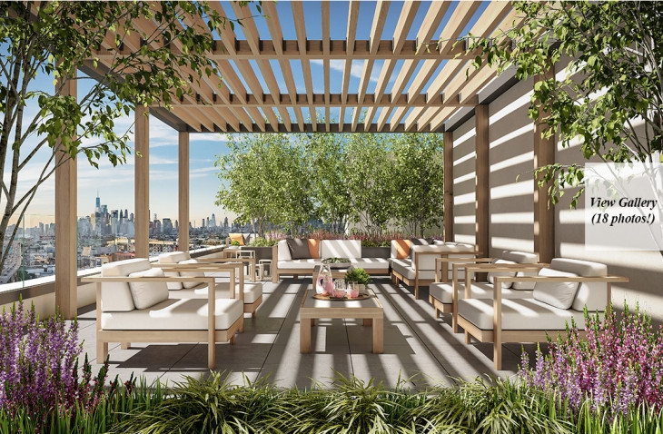 Live in An Urban Sanctuary in the Heart of Brooklyn
