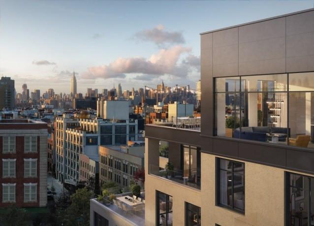 Dreamiest Private Terraces in NYC's Latest Luxe Condo Developments