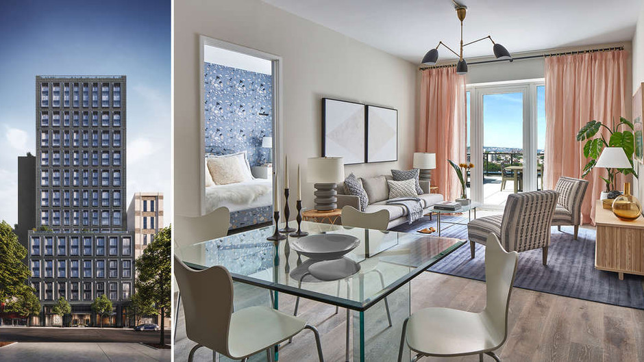 Brooklyn Grove Update: New model units unveiled as closings commence at new Downtown Brooklyn condo