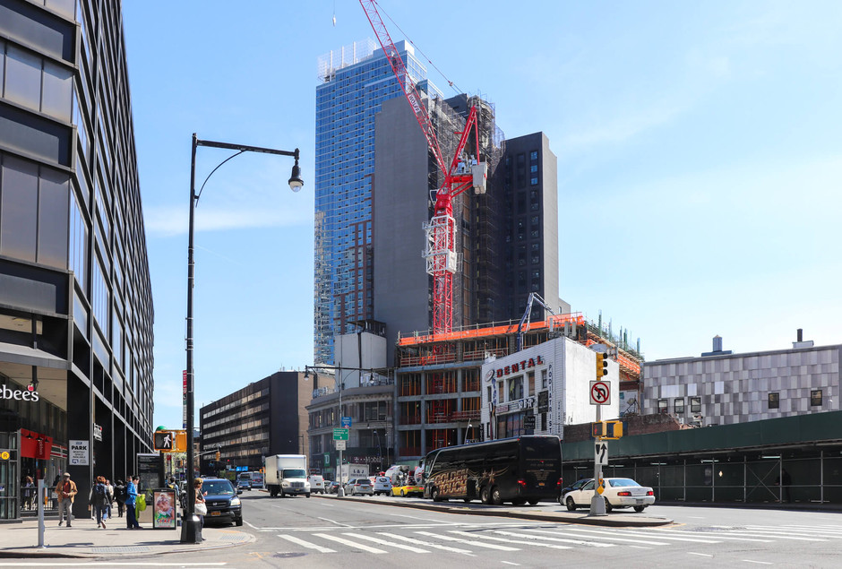 ODA-Designed 27-Story Condo Building Is Almost Complete in Downtown Brooklyn