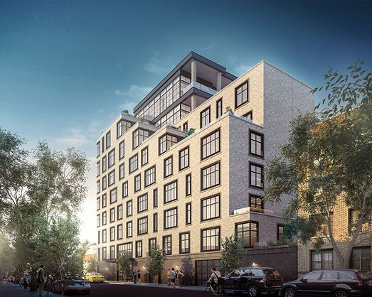 "308 North 7th Street Aka ""N7"" Tops Out In Williamsburg, Brooklyn"