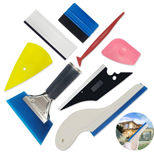Fönsterfärgverktygssats