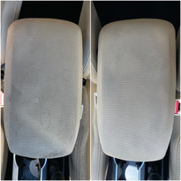 Arm Rest Cleaning