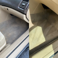Passenger Carpet Cleaning