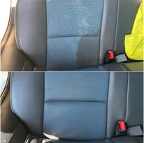 Spill Removal from Seating