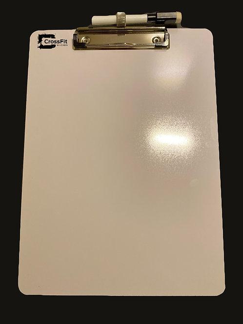 CrossFit Whiteboard + Stift