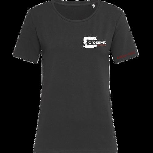 CrossFit Wijchen dames (M) 2020 katoen + mondkapje