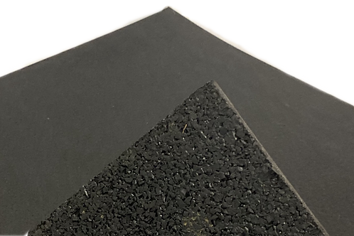 Rubber floor mat 100cm x 100cm x 1.5cm
