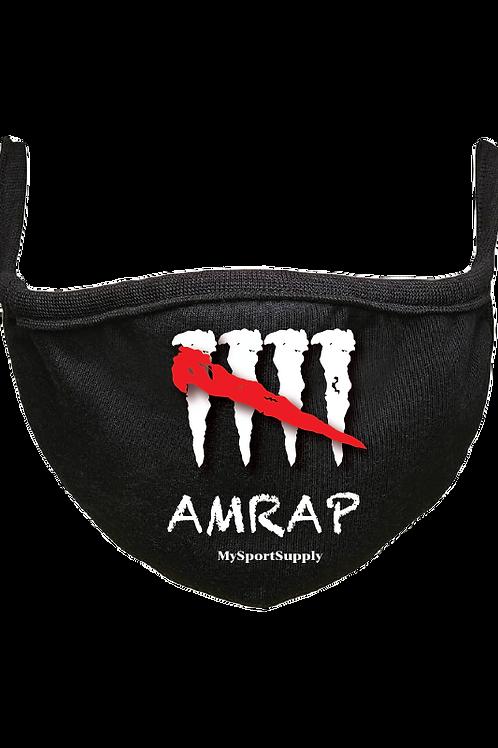 AMRAP mondkapje
